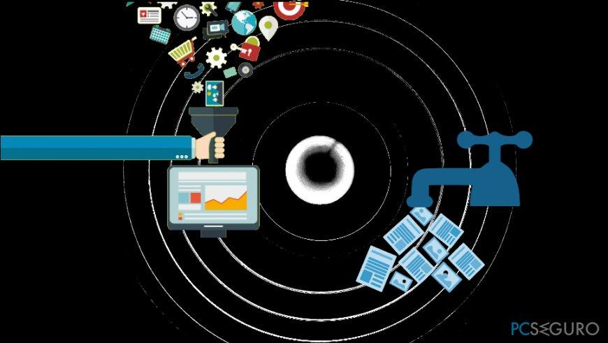 Evita que tus datos sean almacenados o incluso vendidos con servicios de una VPN sin registro
