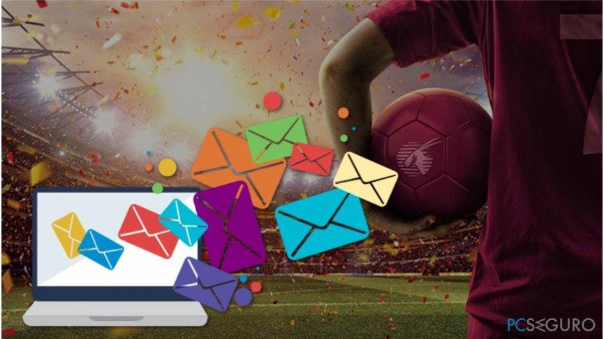 Copa del Mundo FIFA 2018: cómo evitar emails estafa