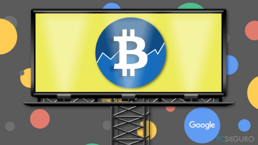 Google bans cryptocurrency ads