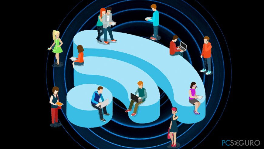 Public Wi-Fi is not that safe