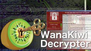 ¿Cómo recuperar archivos encriptados por Wannacry usando el desencriptador Wanakiwi?