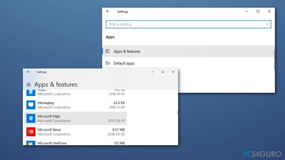 Microsoft Edge that Won't Open PDF Files fix