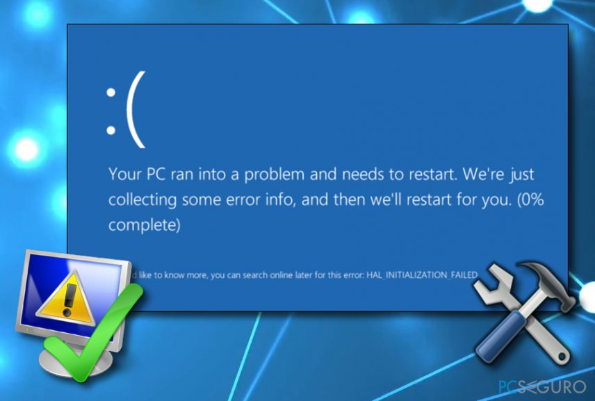UNEXPECTED_STORE_EXCEPTION BSOD error