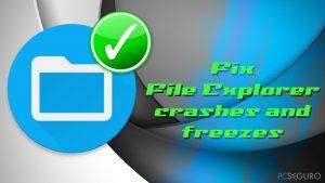 ¿Cómo solucionar los cierres y congelaciones del Explorador de Archivos en Windows 10?