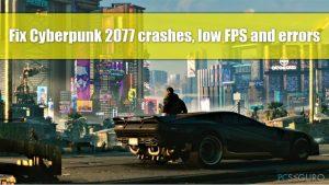 Solucionar cierres de Cyberpunk 2077: Flatlined, error CE-34878-0 y bajos FPS