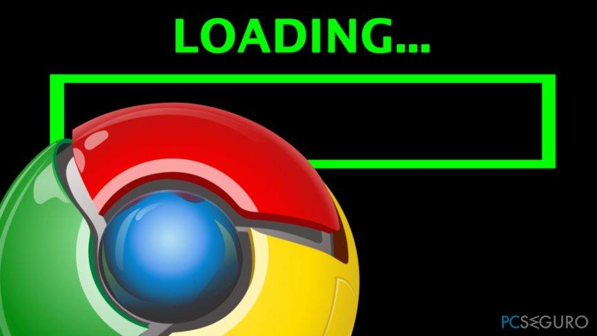 Google Chrome is slow