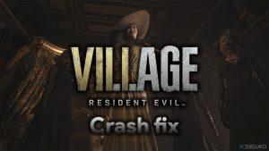 ¿Cómo solucionar la pantalla en negro de Resident Evil Village en Steam?