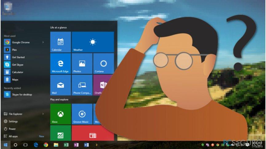 Ways to fix Windows 10 toolbar not working bug