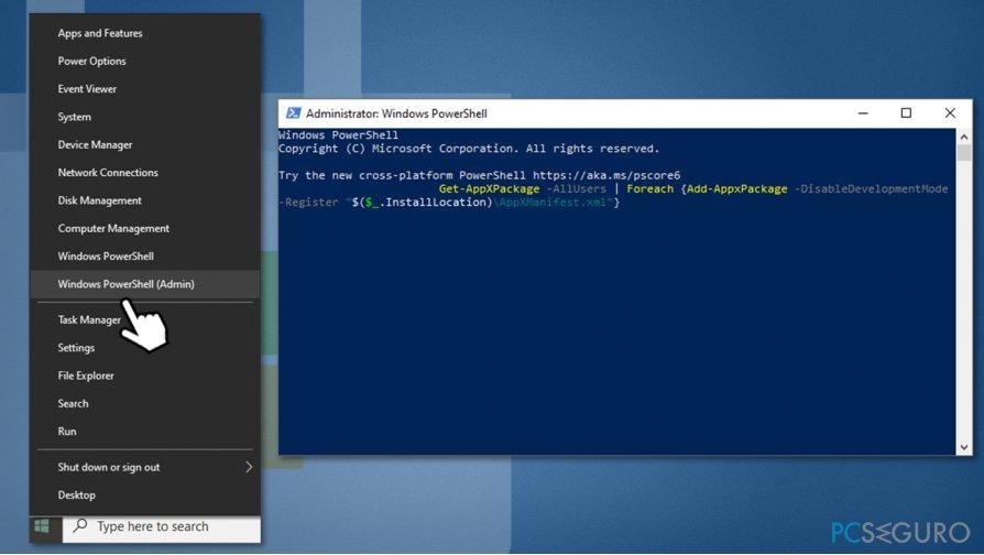 How to fix Windows Store error code: 0x803fb005?