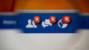 ¿Cómo solucionar las Notificaciones de Facebook que han desaparecido?
