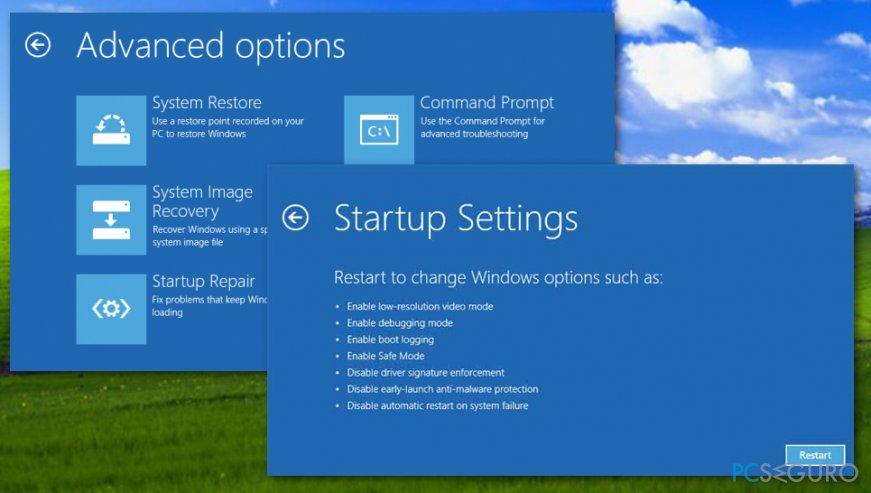 Take care of Windows Update 800B0109 Error