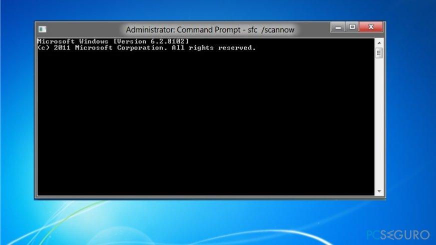 Launch Command Prompt