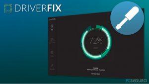 DriverFix Examina y descarga